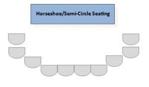 HorseshoeSemiCircleSeatingforTrainingMeetingandCorporateEvents