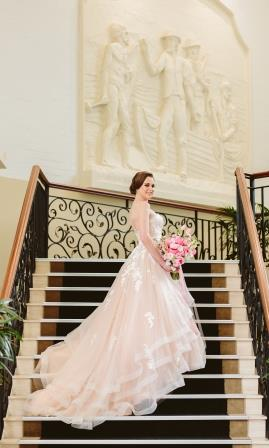 Bride Stairs Holroyd Centre 1